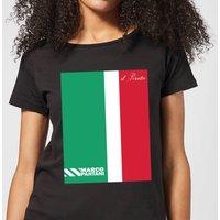 Summit Finish Pantani Il Pirata Women's T-Shirt - Black - XXL - Black