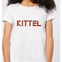 Summit Finish Kittel - Rider Name Women's T-Shirt - White - M - White