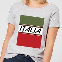 Summit Finish Italia Women's T-Shirt - Grey - XXL - Grey