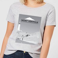 Summit Finish Mont Ventoux Scenery Women's T-Shirt - Grey - XXL - Grey