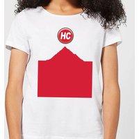 Summit Finish Hors Categorie Women's T-Shirt - White - S - White