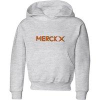 Summit Finish Merckx - Rider Name Kids' Hoodie - Grey - 3-4 Years - Grey