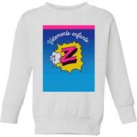 Summit Finish Z Vetements Kids' Sweatshirt - White - 5-6 Years - White