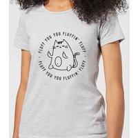 Fluff You Women's T-Shirt - Grey - 3XL - Grey