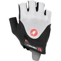 Castelli Arenberg Gel 2 Gloves - L - Black/Ivory
