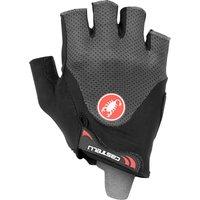 Castelli Arenberg Gel 2 Gloves - S - Dark Grey