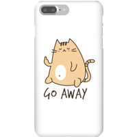 Go Away Phone Case for iPhone and Android - iPhone 7 Plus - Snap Case - Matte