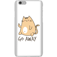 Go Away Phone Case for iPhone and Android - iPhone 6 - Snap Case - Gloss