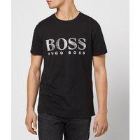 BOSS Mens T-Shirt Rn - Black - M