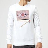 Barlena Perfect Match Sweatshirt - White - M - White