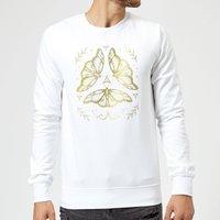 Barlena Fairy Dance Sweatshirt - White - XXL - White - Dance Gifts