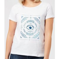 Barlena Wonder Seeker Women's T-Shirt - White - M - White