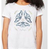 Barlena Fairy Dance Women's T-Shirt - White - XXL - White - Dance Gifts