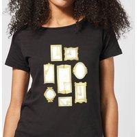 Barlena Frames Women's T-Shirt - Black - M - Black