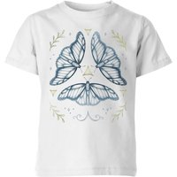 Barlena Fairy Dance Kids' T-Shirt - White - 7-8 Years - White - Dance Gifts