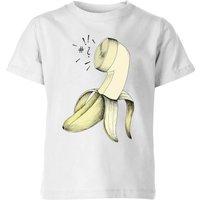 Barlena Blah Blah Blah Kids' T-Shirt - White - 5-6 Years - White