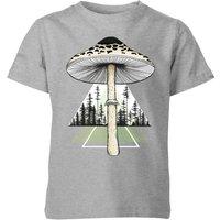 Barlena Growth Kids' T-Shirt - Grey - 9-10 Years - Grey