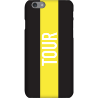 Tour Phone Case for iPhone and Android - iPhone 6 - Snap Case - Matte
