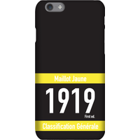 Maillot Jaune Phone Case for iPhone and Android - iPhone 6 - Tough Case - Gloss
