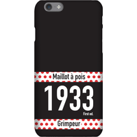 Maillot A Pois Phone Case for iPhone and Android - Samsung S7 Edge - Snap Case - Gloss
