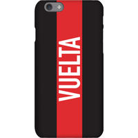 Vuelta Phone Case for iPhone and Android - iPhone X - Tough Case - Matte