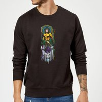Aquaman and Ocean Master Sweatshirt - Black - M - Black