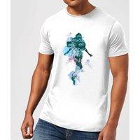 Aquaman Mera True Princess Men's T-Shirt - White - 3XL - White