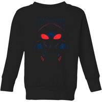 Aquaman Black Manta Kids' Sweatshirt - Black - 5-6 Years - Black