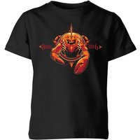 Aquaman Brine King Kids' T-Shirt - Black - 9-10 Years - Black