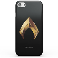 Aquaman Gold Logo Phone Case for iPhone and Android - iPhone 5C - Tough Case - Gloss