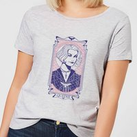 Fantastic Beasts Queenie Women's T-Shirt - Grey - L - Grey