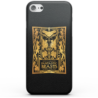 Fantastic Beasts Text Book Phone Case for iPhone and Android - iPhone 8 - Tough Case - Matte