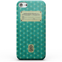 Harry Potter Ravenclaw Text Book Phone Case for iPhone and Android - iPhone 8 - Snap Case - Matte