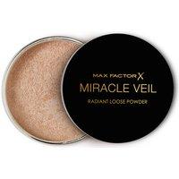Polvos sueltos Miracle Veil de Max Factor - Transparente 4 g