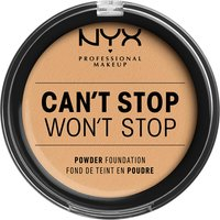 NYX Professional Makeup Can't Stop Won't Stop Powder Foundation (Various Shades) - True Beige