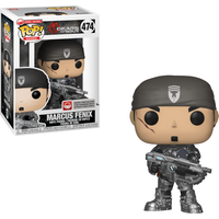 Gears of War Marcus Pop! Vinyl Figure - Games Gifts