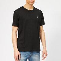 Polo Ralph Lauren Mens Liquid Cotton Jersey T-Shirt - Polo Black - S