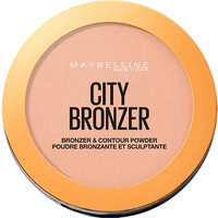 Maybelline City Bronzer and Contour Powder 8g (Various Shades) - 250 Medium Warm
