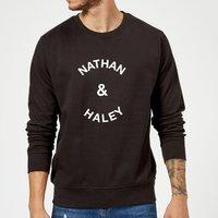 Nathan & Haley Sweatshirt - Black - XL - Black