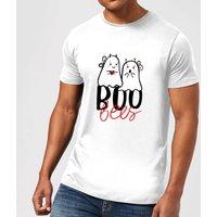 Boo Bies Men's T-Shirt - White - XL - White