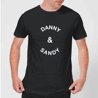 Danny & Sandy Men's T-Shirt - Black - L - Black