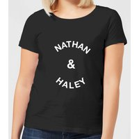 Nathan & Haley Women's T-Shirt - Black - L - Black