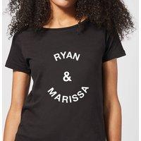 Ryan & Marissa Women's T-Shirt - Black - 3XL - Black