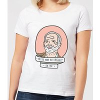 For The Many But Especially For You Women's T-Shirt - White - S - White