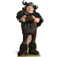 How to Train Your Dragon - Snotlout Lifesize Cardboard Cut Out