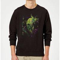 Captain Marvel Talos Sweatshirt - Black - M - Black