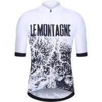 Santini Alpi Jersey - XL - White