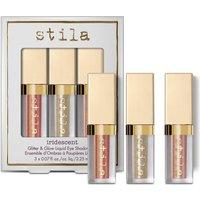 Stila Iridescent Glitter & Glow Duo Chrome Liquid Eyeshadow Set