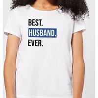 Best Husband Ever Women's T-Shirt - White - XL - White