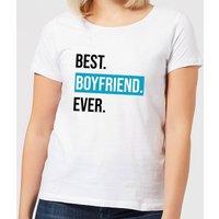 Best Boyfriend Ever Women's T-Shirt - White - XXL - White